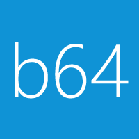 Base64 编码/解码